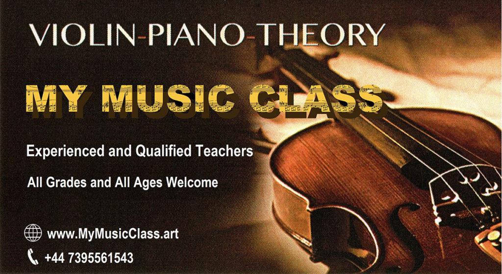my-music-class-card